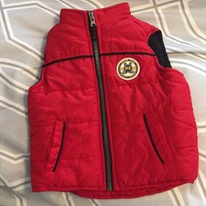 Boys Carters vest size 18month
